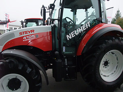 Steyr Comptact Ecotech