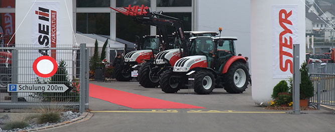 Image Tracteur STEYR